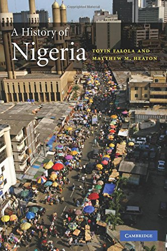 A History of Nigeria: 0