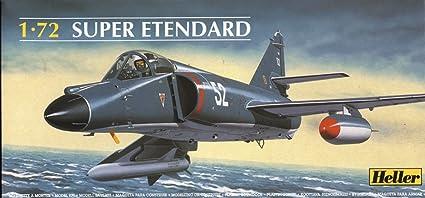 Heller - 80360 - Construction Et Maquettes - Super Etendard - Echelle 1/72ème