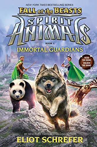 Fall of the Beasts (Spirit Animals)