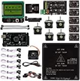 SainSmart Ramps 1.4 + A4988 + MK2B + Mega2560 R3 + LCD 12864 3D Printer Controller Kit for 3D Printers RepRap