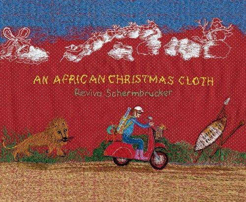 An-African-Christmas-Cloth