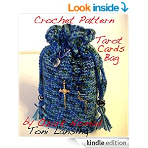 CROCHET TAROT CARD BAG ? Only New Crochet Patterns