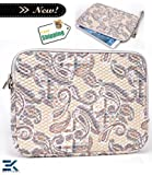PAISLEY PRINT | Universal 10 inch Tablet Bag with Wrist Strap fits 10.1