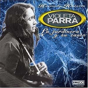 Jardinera y su canto violeta parra music - Amazon jardineras ...