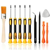 E.Durable Complete Screwdriver Set Repair Cleaning Tool Kit for All Sony PlayStation Consoles PS3/PS4/Vita/PS1/PS2/PSV/PSP, etc (PS3) (Color: Playstation PS3 Kit)