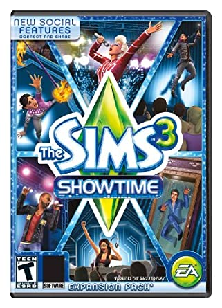 Sims 3 Showtime  [Download]