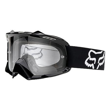 FOX AIRSPC Masque de motocross Noir verni