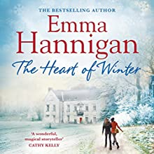 The Heart of Winter (       UNABRIDGED) by Emma Hannigan Narrated by Emma Lowe