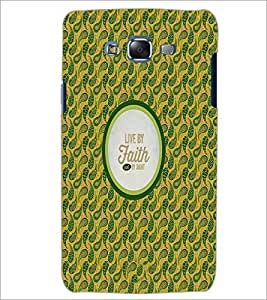 PrintDhaba Quote D-4237 Back Case Cover for SAMSUNG GALAXY J7 (Multi-Coloured)