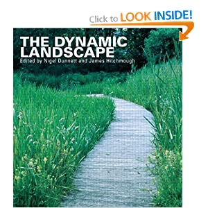 The dynamic landscape design ecology and management of for Best garden design books uk