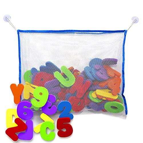 Organizador Juguetes Baño:organizador Los mejores juguetes de bao educativos con organizador