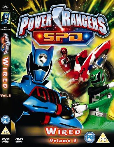 Power Rangers S.P.D.: Volume 3 [DVD]