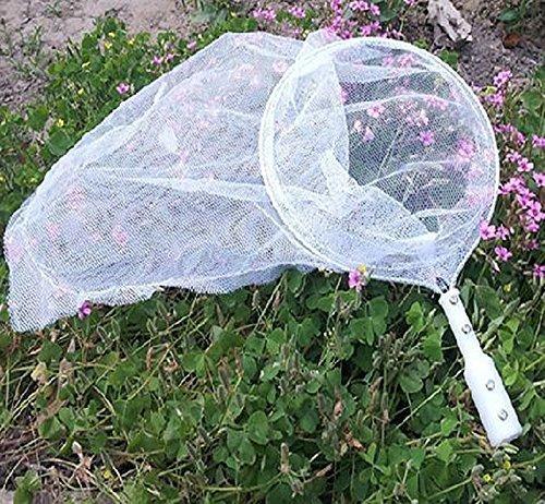 LittleTiger 20cm Diameter Bug Net,Little Fish catching Net Tool,for children's outdoor natural activities