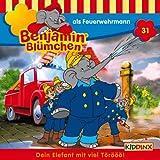 Folge 31 - Benjamin Blümchen Als Feuerwehrmann