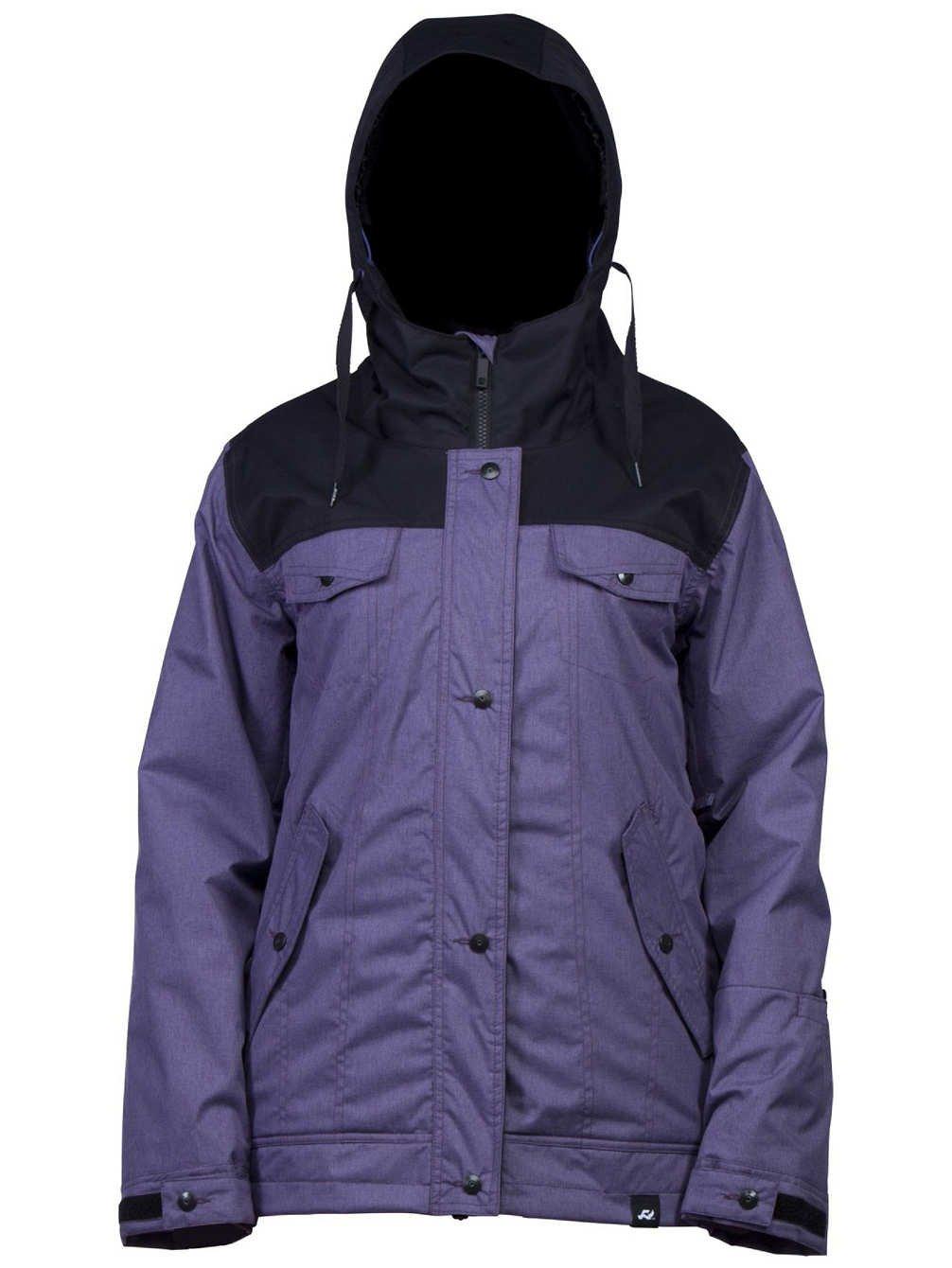 Damen Snowboard Jacke Ride Greenwood Jacket günstig