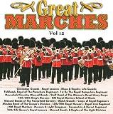 echange, troc Compilation - Great Marches /Vol.12