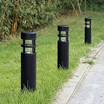 LED Pathway Lights, (Black)