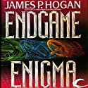 Endgame Enigma (       UNABRIDGED) by James P. Hogan Narrated by Emily Pike