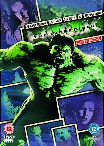 Reel Heroes: Incredible Hulk [dvd] Picture