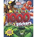 Marvel Super Heroes 1000 Sticker Book (Marvel 1000 Sticker Book)