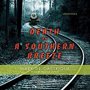 Death on A Southern Breeze Audiobook
