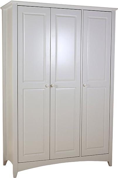 Chelsea White 3 Door Robe