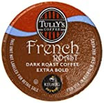 Keurig, Tully's Coffee, French Roast,...