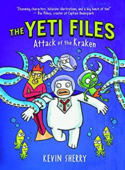 Yeti Files #3: Attack of the Kraken
