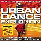 Urban Dance Explosion: The Hottest R&B, Hip Hop & Dancehall Joints [Cd + DVD] Various Artists