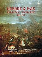 Guerre et Paix - 1614-1714