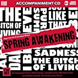 Spring Awakening Songs from the Broadway Musical