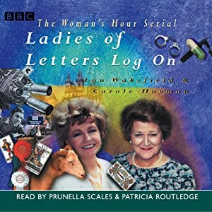 Ladies of Letters Log On Radio/TV Program