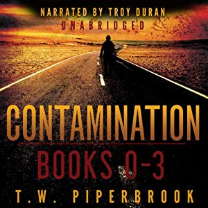 Contamination Boxed Set Hörbuch
