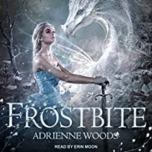 Frostbite: The Dragonian Series, Book 3 | Livre audio Auteur(s) : Adrienne Woods Narrateur(s) : Erin Moon