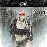 Luis Royo Official Calendar 2014