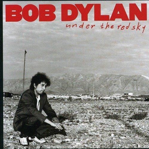 Vinilo : BOB DYLAN - Under The Red Sky
