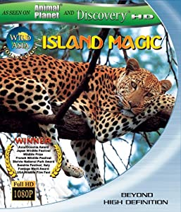 Wild Asia: Island Magic (Discover Channel HD) [Blu-ray]