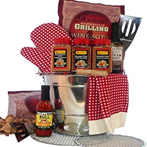 Art Of Appreciation Gift Baskets Billy Joes Grilling On The Go Barbeque Gift Basket by Art of Appreciation Gift Baskets