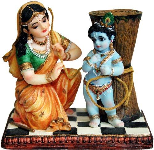 Sweet Damodar Krishna Statue