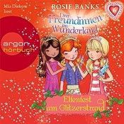 Elfenfest am Glitzerstrand (Drei Freundinnen im Wunderland 6) | Rosie Banks
