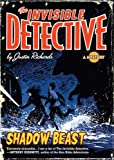 UC Shadow Beast (The Invisible Detectives) (0142407658) by Richards, Justin