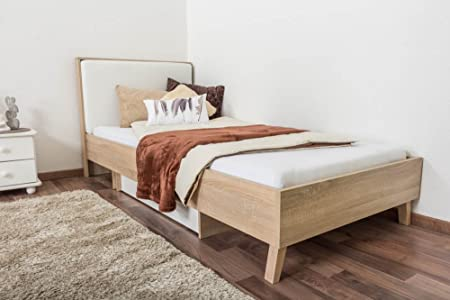 """Einzelbett / Gästebett """"Marousi"""" - Abmessungen: 90 x 200 cm"""