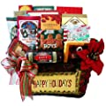 Happy Holidays To You! Gourmet Christmas Gift Basket