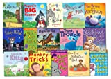 Julia Donaldson Julia Donaldson & Igloo Books Collection Set Pack 15 Books (The Gruffalo, , Beware Little Penguin, The Highway Rat, One Mole Digging a Hole, Puppy's Big Rescue, Hippo Has a Hat, more)