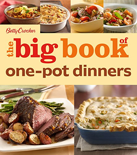 Betty Crocker The Big Book of One-Pot Dinners (Betty Crocker Big Book) (The Big Slow Cooker Book compare prices)