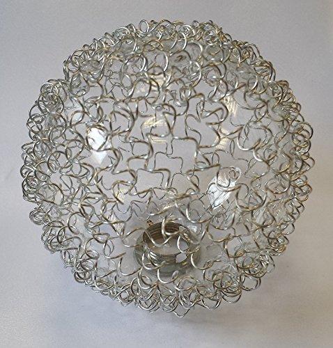Lampadine di ricambio vetro 6452 paralume Vetro di ricambio per lampadario Filo sfera vetro