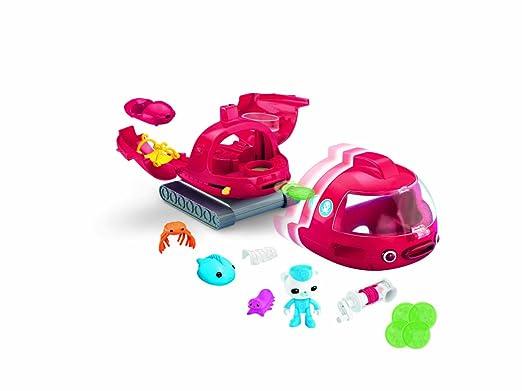 Mattel Fisher-Price BBR72 - Die Oktonauten Guppy-X Rettungseinsatz-Boot: Amazon.de: Spielzeug