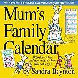 Mum's Family Calendar 2010