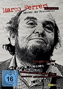 Marco Ferreri Edition [7 DVDs]