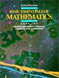 Basic Essentials of Math: Percent,  Measurement & Formulas, Equations, Ratio & Proportion, Book 2